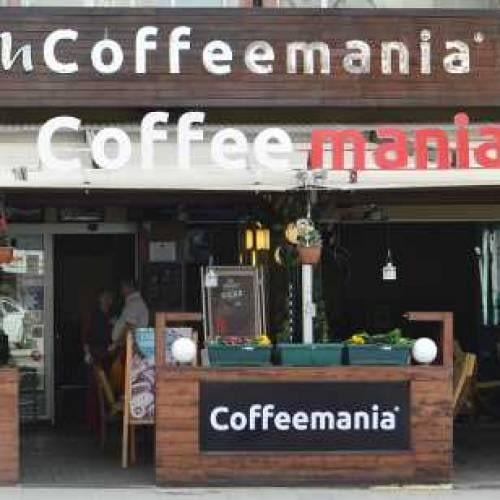 Coffeemania Pergola – ISTANBUL