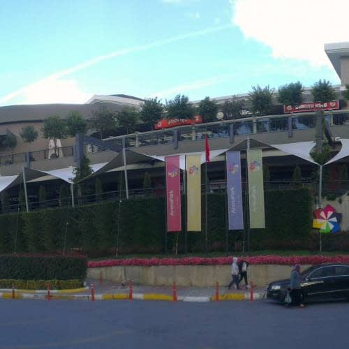Arenapark Shopping Mall – ISTANBUL